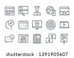 education and e learning...   Shutterstock .eps vector #1391905607