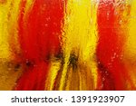 yellow and red material... | Shutterstock . vector #1391923907