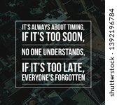 business quotes  entrepreneur...   Shutterstock . vector #1392196784