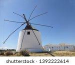 zahara de los autnes  village...   Shutterstock . vector #1392222614