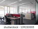empty desk ready to work in an... | Shutterstock . vector #139233305
