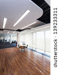 modern office with design... | Shutterstock . vector #139233311