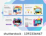 one page website kit for...