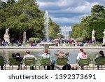 paris   le de france  france 4...   Shutterstock . vector #1392373691