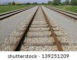 railway tracks | Shutterstock . vector #139251209