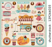 Collection Of Ice Cream Design...