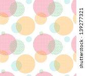 abstract geometric vector... | Shutterstock .eps vector #139277321