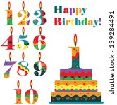 anniversary,art,birthday,cake,candles,celebration,clip,clip art,collection,colorful,custom,decorated,decoration,drawing,element