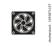 hardware  cooler  pc icon.... | Shutterstock .eps vector #1392871157