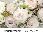 Stock photo bouquet rose 139292024
