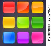 square application buttons or...