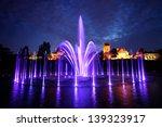 Warsaw Landmark   Illuminated...