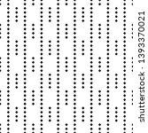 ethnic motif. checks wallpaper. ... | Shutterstock .eps vector #1393370021