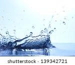 water splash | Shutterstock . vector #139342721