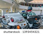 Police Motorcycle Used To...