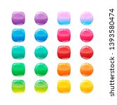 colorful rounded square and...