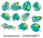 vector  on a white background... | Shutterstock .eps vector #1393618877