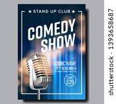 Banner Invitation To Comedy...