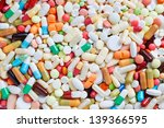 many different colorful... | Shutterstock . vector #139366595
