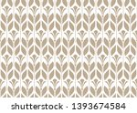 flower geometric pattern.... | Shutterstock . vector #1393674584