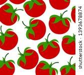 painted vector illustration of... | Shutterstock .eps vector #1393678874