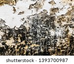 grungy wall sandstone surface...   Shutterstock . vector #1393700987