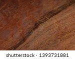natural stone of red color with ...   Shutterstock . vector #1393731881