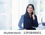 professional indonesian... | Shutterstock . vector #1393848401