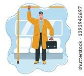 cartoon vector illustration of... | Shutterstock .eps vector #1393942697