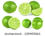Lime Fruit Collection