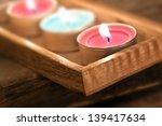 wellness   candles | Shutterstock . vector #139417634