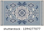 colorful hungarian vector... | Shutterstock .eps vector #1394277077