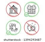 do or stop. flight destination  ... | Shutterstock .eps vector #1394293487