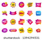sale banner. special offer... | Shutterstock .eps vector #1394294531