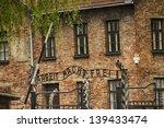 Concentration Camp Auschwitz...