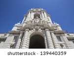 Grand Entrance To The Historic...