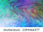 light blue  green vector layout ... | Shutterstock .eps vector #1394466377
