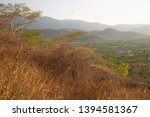 panoramic view from coastal... | Shutterstock . vector #1394581367