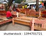 zanzibar  tanzania   august 10  ... | Shutterstock . vector #1394701721