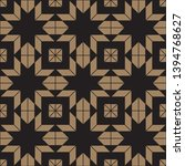 geometric seamless pattern.... | Shutterstock .eps vector #1394768627