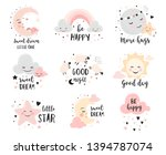 Cute Posters With Moon  Stars ...
