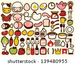 50  food and drink icon  ...