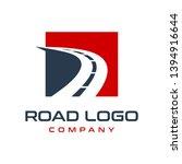 road logo design your company   Shutterstock .eps vector #1394916644