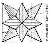 constructing star using... | Shutterstock .eps vector #1394937584