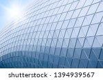building structures aluminum... | Shutterstock . vector #1394939567