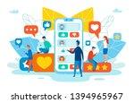 Company Promo In Social Network ...