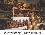 Wood Art Statues In Bali...