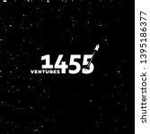 vector logo design for 1455 venture