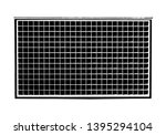 detailed horizontal view of a...   Shutterstock . vector #1395294104
