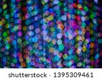 abstract bokeh light background ... | Shutterstock . vector #1395309461